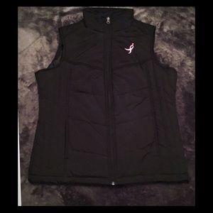 Vest from official merchandise of Susan G. Komen